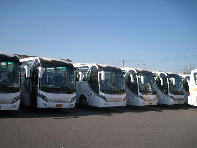 北京旅游包车-豪华大巴