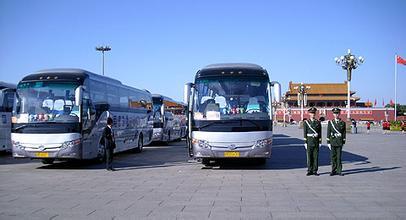 北京大客车出租