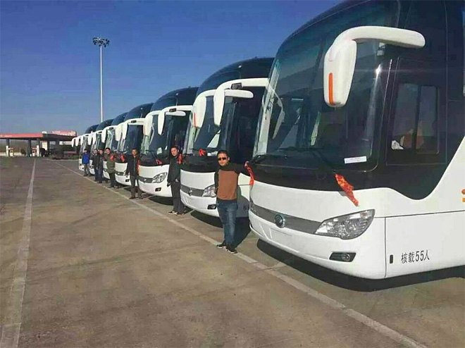 北京大巴车出租-旅游包车